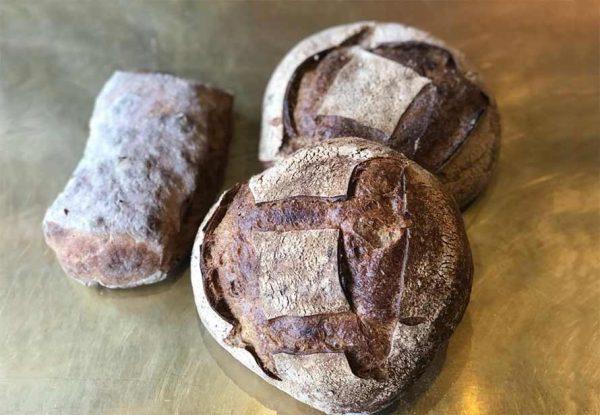 Hedone Sourdough Brown Loaf