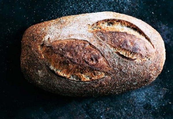 Wholewheat Sourdough
